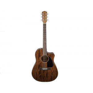 Fender CD-60CE Dreadnought Cutaway Electric Acoustic Guitar