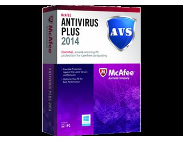McAfee Antivirus Plus Review