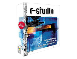 R-Studio Great Data Recover Program