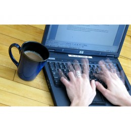 Typing Software Reviews